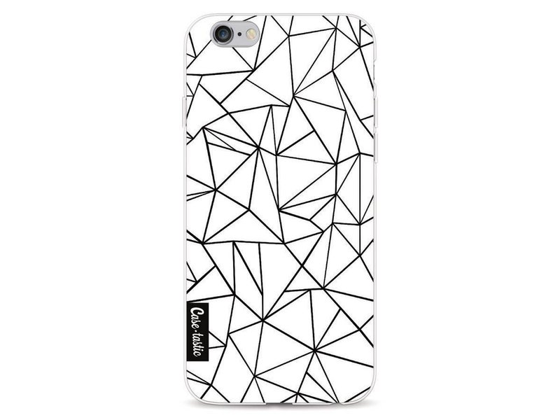 Casetastic Softcover Apple iPhone 6 / 6s  - Abstraction Outline