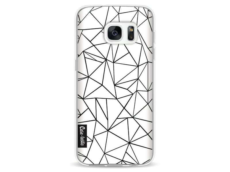 Casetastic Softcover Samsung Galaxy S7 - Abstraction Outline