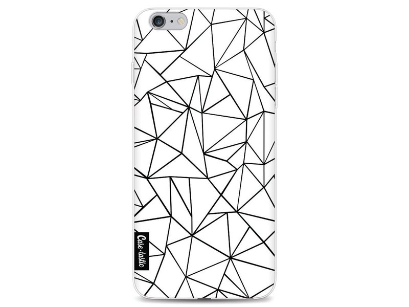 Casetastic Softcover Apple iPhone 6 Plus / 6s Plus - Abstraction Outline