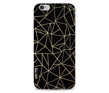 Abstraction Outline Gold - Apple iPhone 6 / 6s