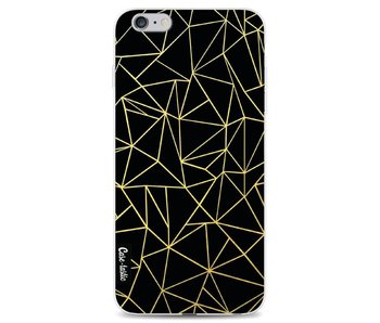 Abstraction Outline Gold - Apple iPhone 6 Plus / 6s Plus