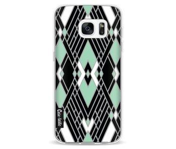 Art Deco Mint - Samsung Galaxy S7