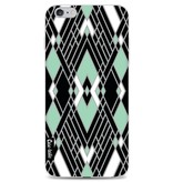 Casetastic Softcover Apple iPhone 6 Plus / 6s Plus - Art Deco Mint