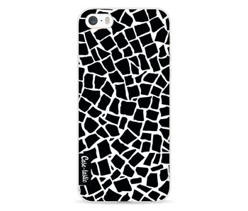 British Mosaic Black - Apple iPhone 5 / 5s / SE