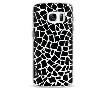 British Mosaic Black - Samsung Galaxy S7