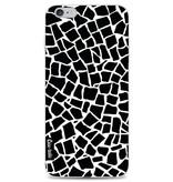 Casetastic Softcover Apple iPhone 6 Plus / 6s Plus - British Mosaic Black