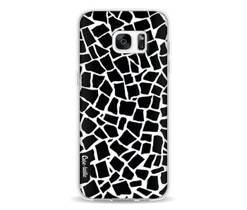 British Mosaic Black - Samsung Galaxy S7 Edge