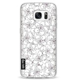 Casetastic Softcover Samsung Galaxy S7 - Cherry Blossom Pink