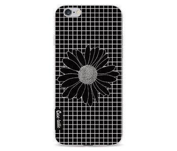 Daisy Grid Black - Apple iPhone 6 / 6s