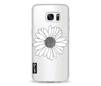Daisy Transparent - Samsung Galaxy S7 Edge