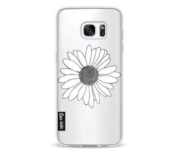 Daisy Transparent - Samsung Galaxy S7 Edge
