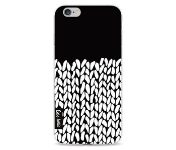 Half Knit Black - Apple iPhone 6 / 6s