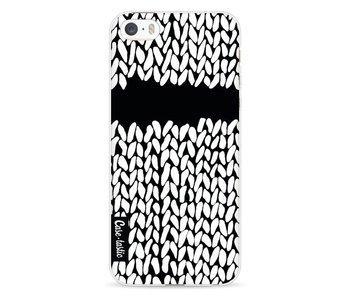 Missing Knit Black - Apple iPhone 5 / 5s / SE