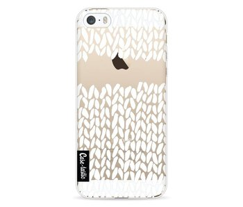 Missing Knit Transparent - Apple iPhone 5 / 5s / SE