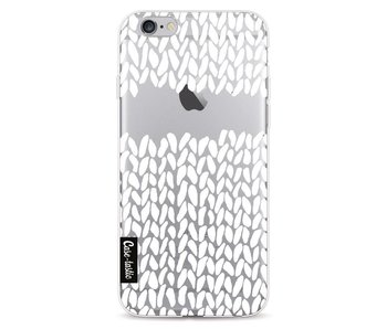Missing Knit Transparent - Apple iPhone 6 / 6s