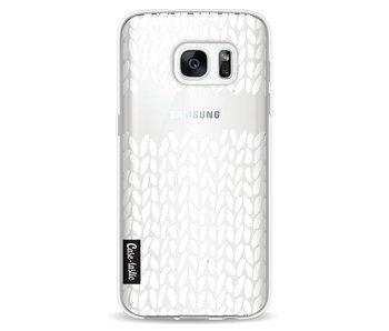 Missing Knit Transparent - Samsung Galaxy S7