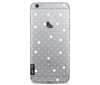 Pin Points Polka Transparent - Apple iPhone 6 Plus / 6s Plus