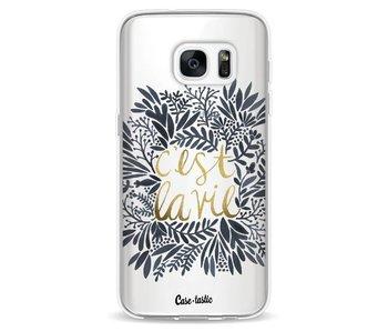 Cest La Vie BlackGold - Samsung Galaxy S7
