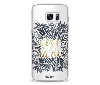 Cest La Vie BlackGold - Samsung Galaxy S7 Edge