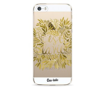 Cest La Vie Gold - Apple iPhone 5 / 5s / SE