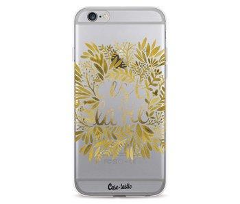 Cest La Vie Gold - Apple iPhone 6 / 6s