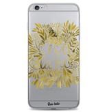 Casetastic Softcover Apple iPhone 6 Plus / 6s Plus - Cest La Vie Gold