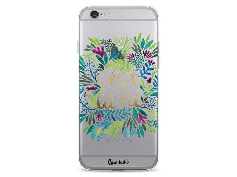 Casetastic Softcover Apple iPhone 6 / 6s  - Cest La Vie Multi