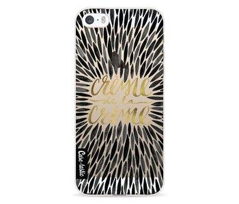 Creme de la Creme Black - Apple iPhone 5 / 5s / SE
