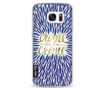 Creme de la Creme Navy - Samsung Galaxy S7