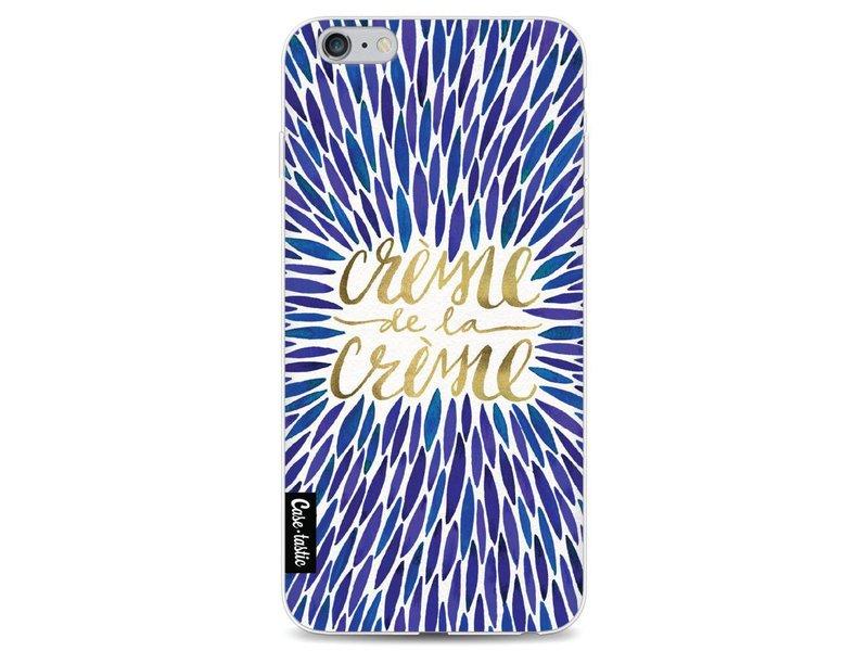 Casetastic Softcover Apple iPhone 6 Plus / 6s Plus - Creme de la Creme Navy