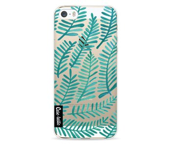 Turquoise Fronds - Apple iPhone 5 / 5s / SE