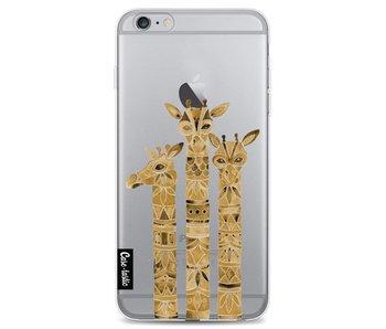 Sepia Giraffes - Apple iPhone 6 Plus / 6s Plus