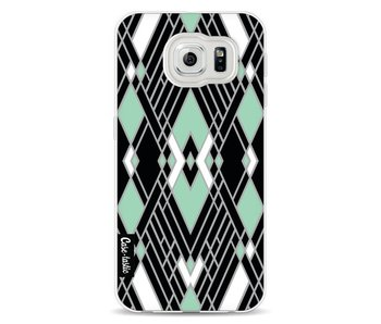 Art Deco Mint - Samsung Galaxy S6
