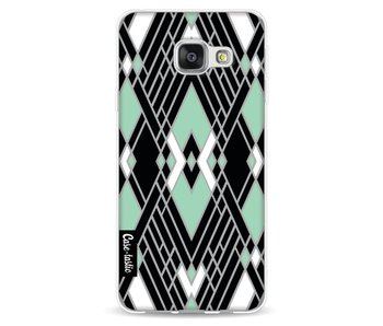 Art Deco Mint - Samsung Galaxy A3 (2016)