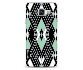Art Deco Mint - Samsung Galaxy A3 (2016)