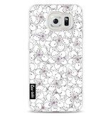 Casetastic Softcover Samsung Galaxy S6 - Cherry Blossom Pink