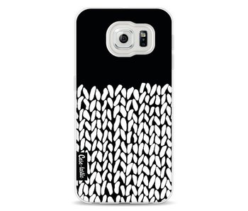 Half Knit Black - Samsung Galaxy S6