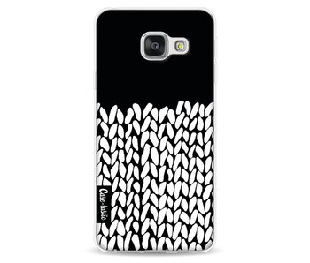 Half Knit Black - Samsung Galaxy A3 (2016)