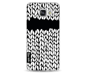 Missing Knit Black - Samsung Galaxy A3 (2016)