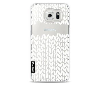 Missing Knit Transparent - Samsung Galaxy S6