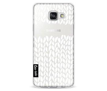 Missing Knit Transparent - Samsung Galaxy A3 (2016)