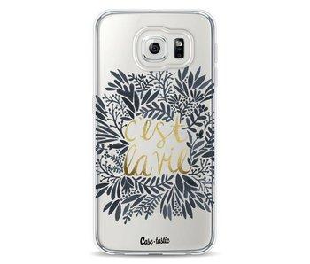 Cest La Vie BlackGold - Samsung Galaxy S6
