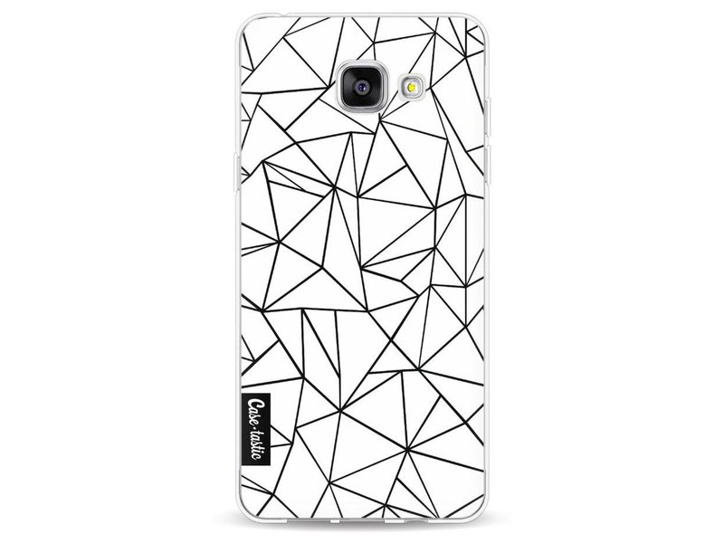 Casetastic Softcover Samsung Galaxy A5 (2016) - Abstraction Outline