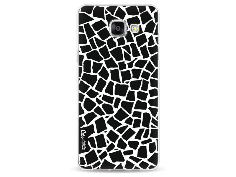 Casetastic Softcover Samsung Galaxy A5 (2016) - British Mosaic Black