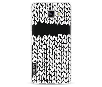 Missing Knit Black - Samsung Galaxy A5 (2016)