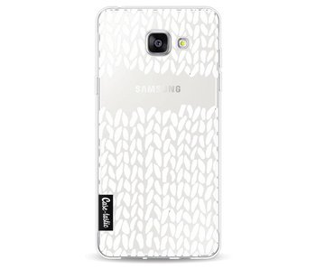 Missing Knit Transparent - Samsung Galaxy A5 (2016)