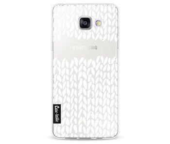 Missing Knit Transparent - Samsung Galaxy A5 (2016)