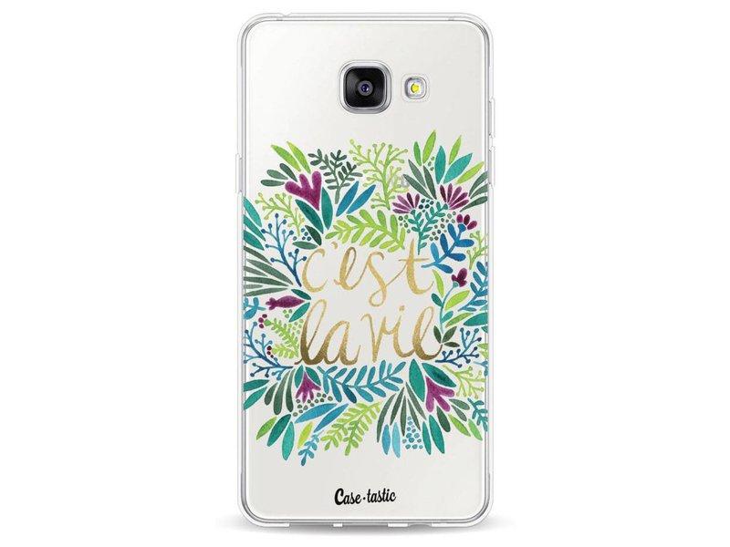 Casetastic Softcover Samsung Galaxy A5 (2016) - Cest La Vie Multi