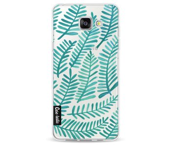 Turquoise Fronds - Samsung Galaxy A5 (2016)