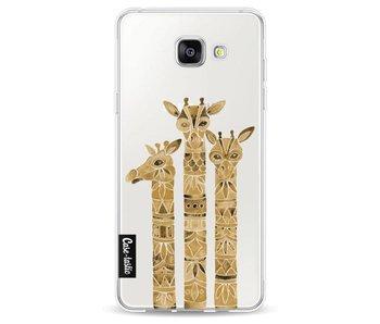 Sepia Giraffes - Samsung Galaxy A5 (2016)